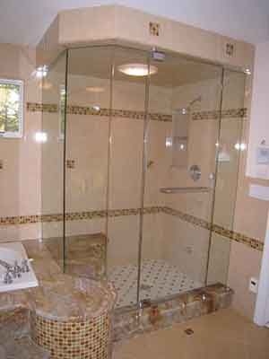 California Frameless Shower Door LLC